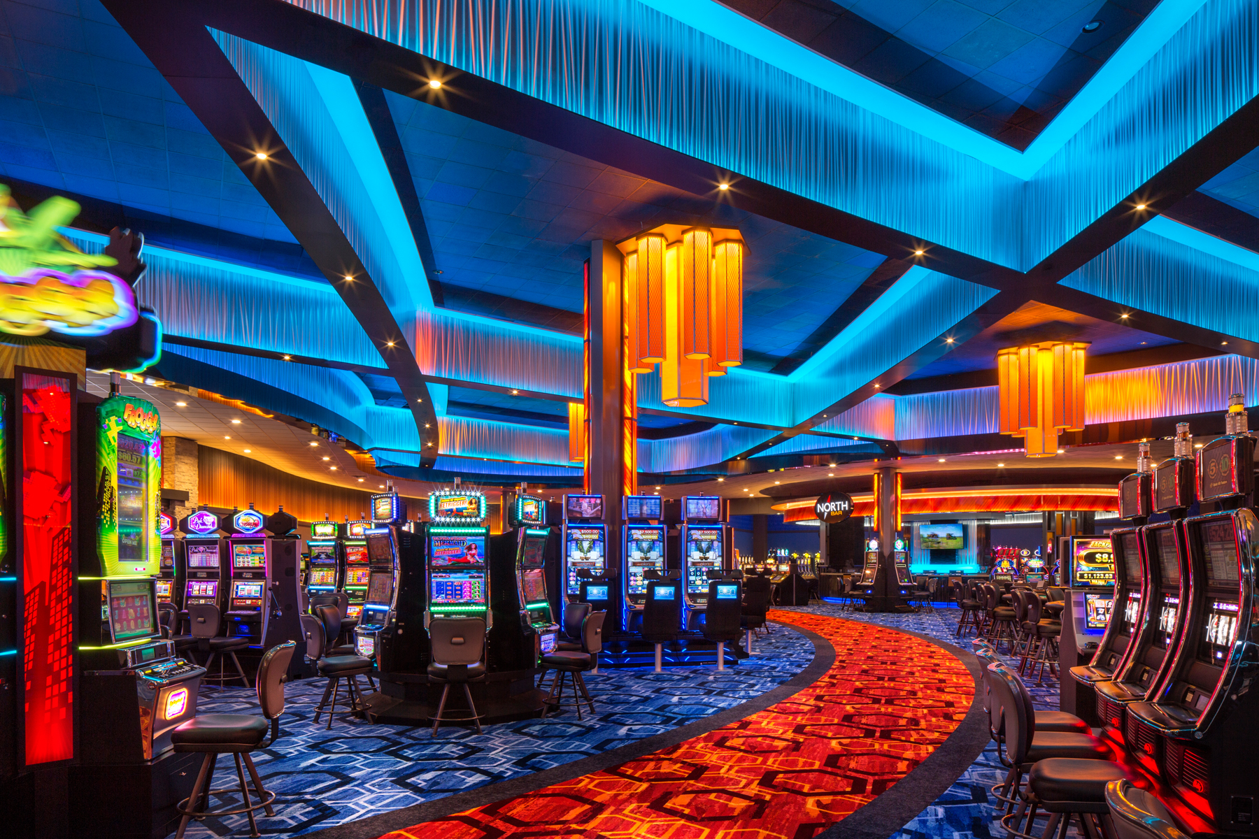 Spirit Mountain Casino | Precision Construction Services